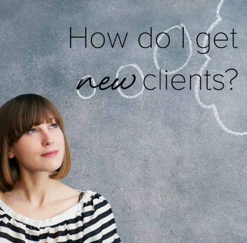how can I get new clients